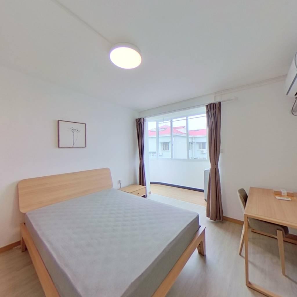 整租·沧源小区 2室1厅 南卧室图