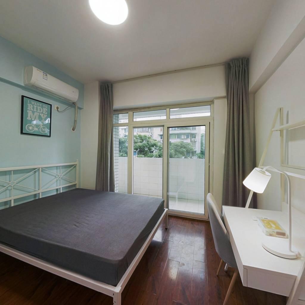 合租·天涯庭苑 3室1厅 南卧室图