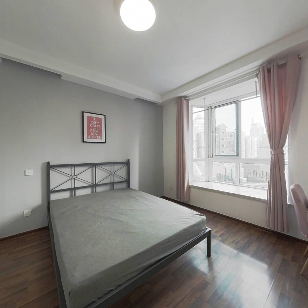 合租·浦江茗园 4室1厅 南卧室图