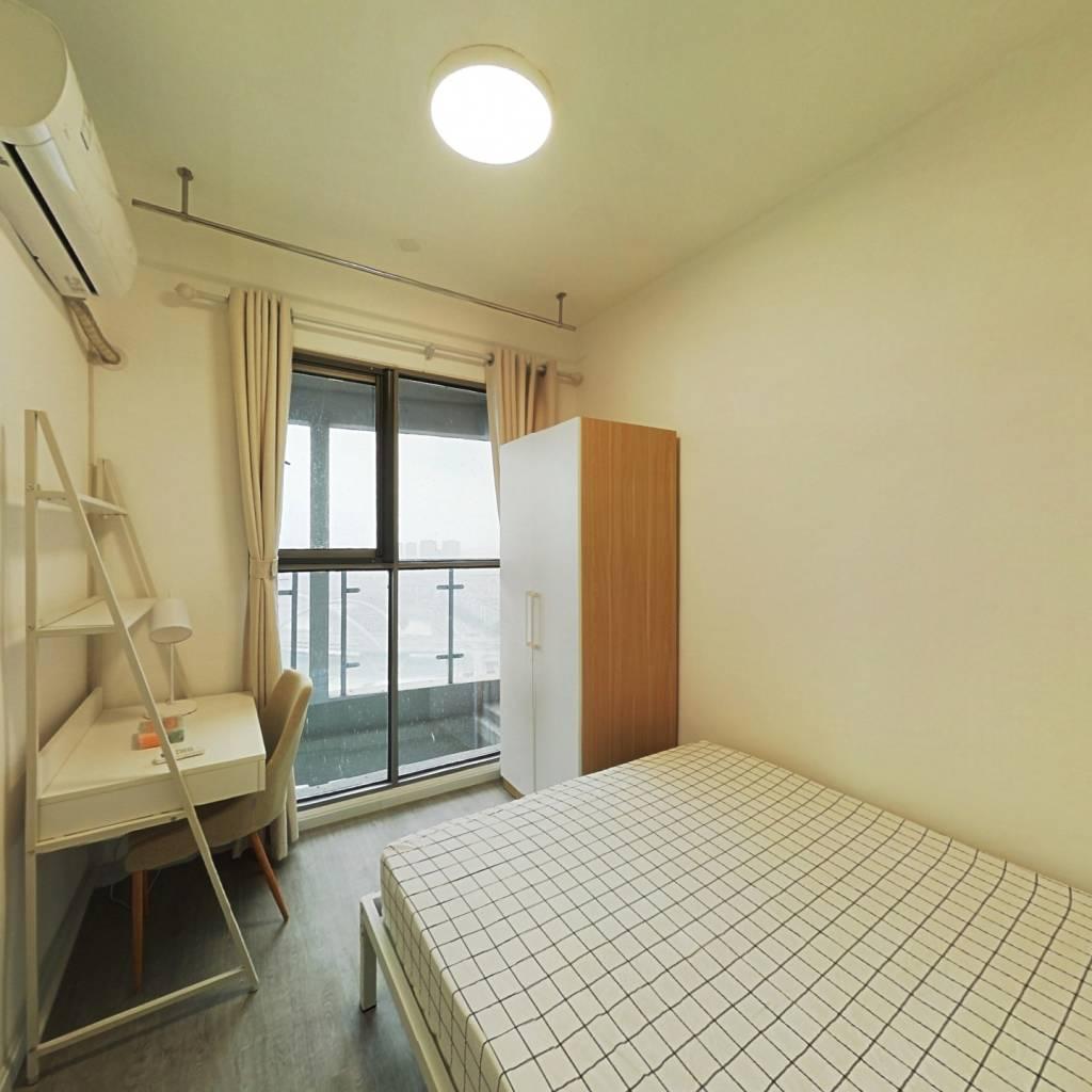 合租·红树湾 4室1厅 东卧室图