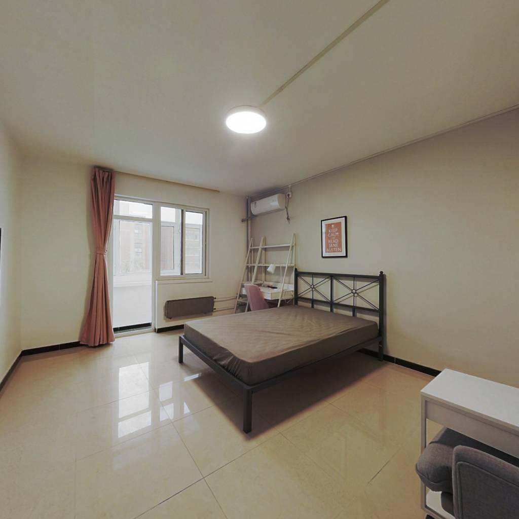 合租·海淀南路 2室1厅 北卧室图