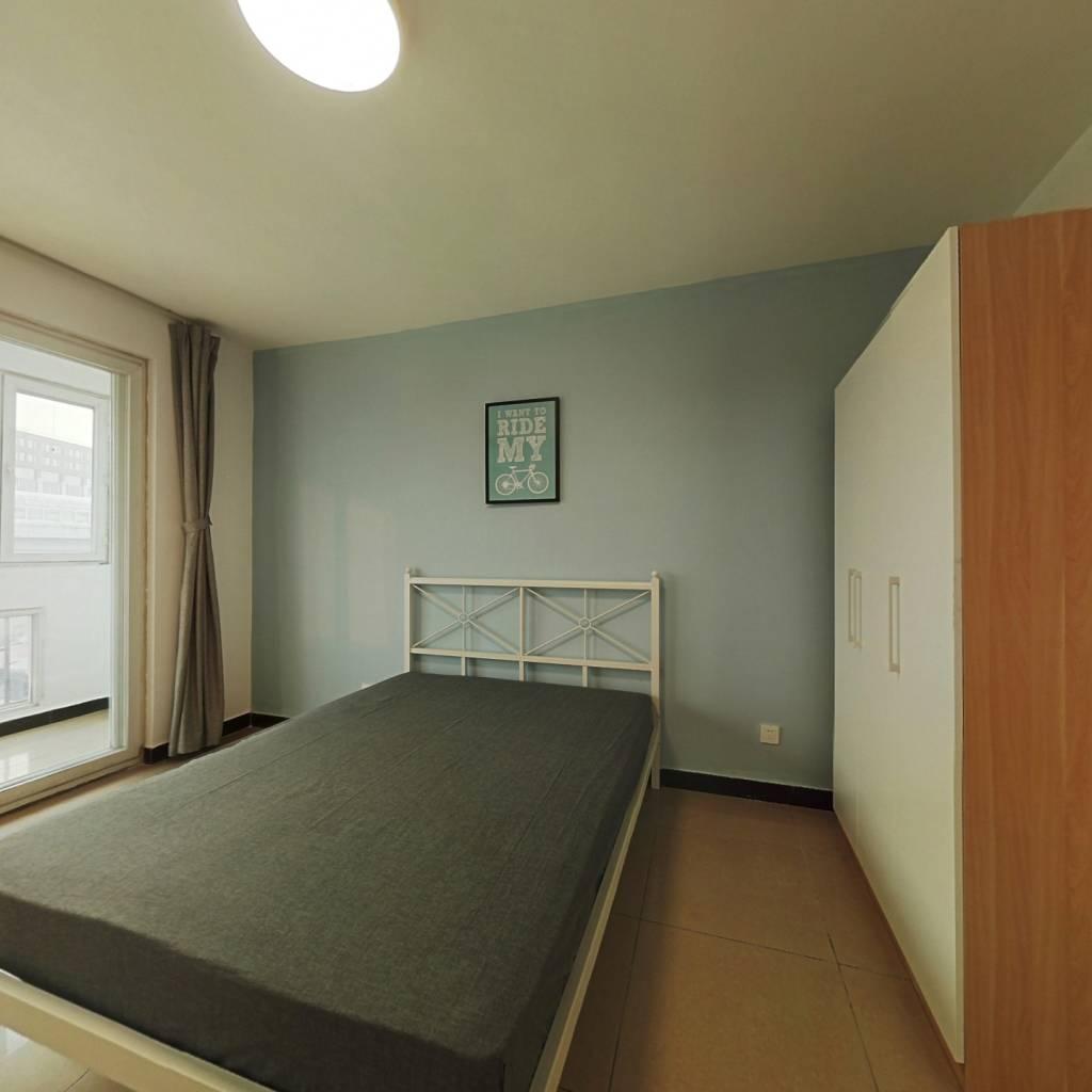 合租·朱辛庄南区 3室1厅 北卧室图