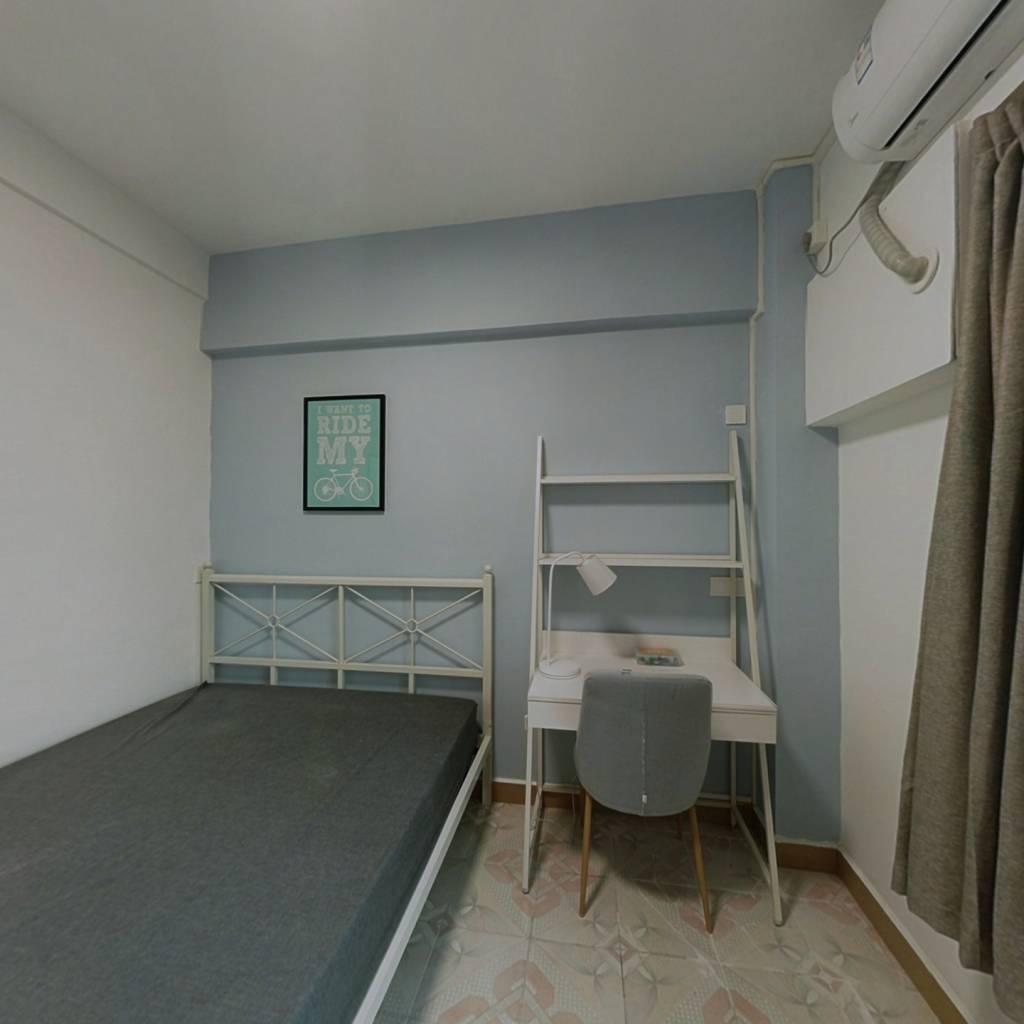 合租·富和花园 3室1厅 南卧室图