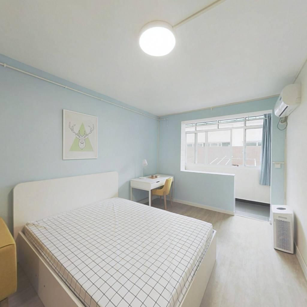 整租·番南小区 2室1厅 南卧室图