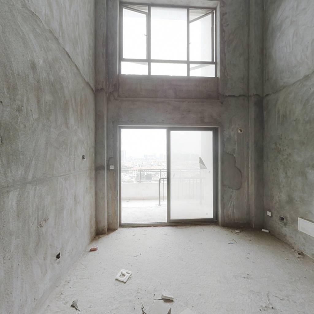 联合博学园 复式楼中楼 高楼层 实用面积大 房东诚售