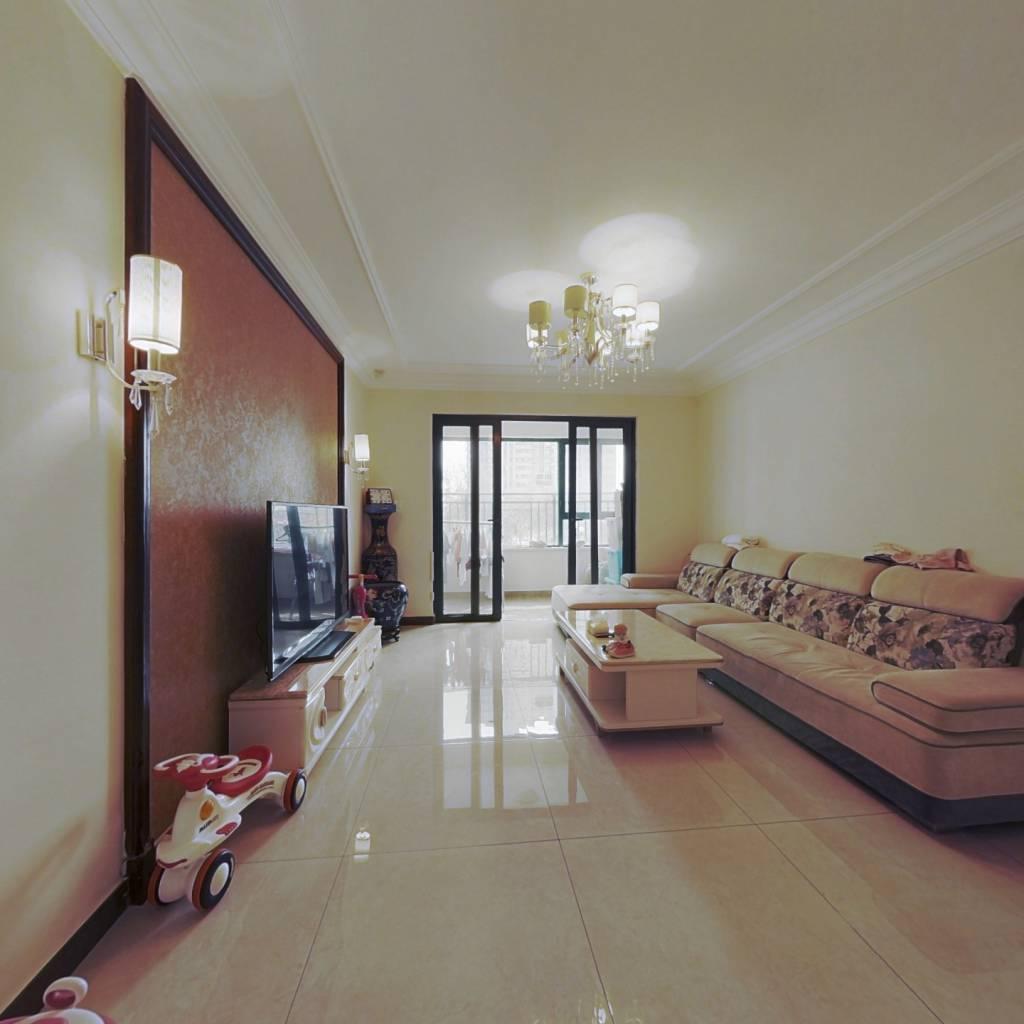 恒大城三室两厅两卫精装可贷款171米94万