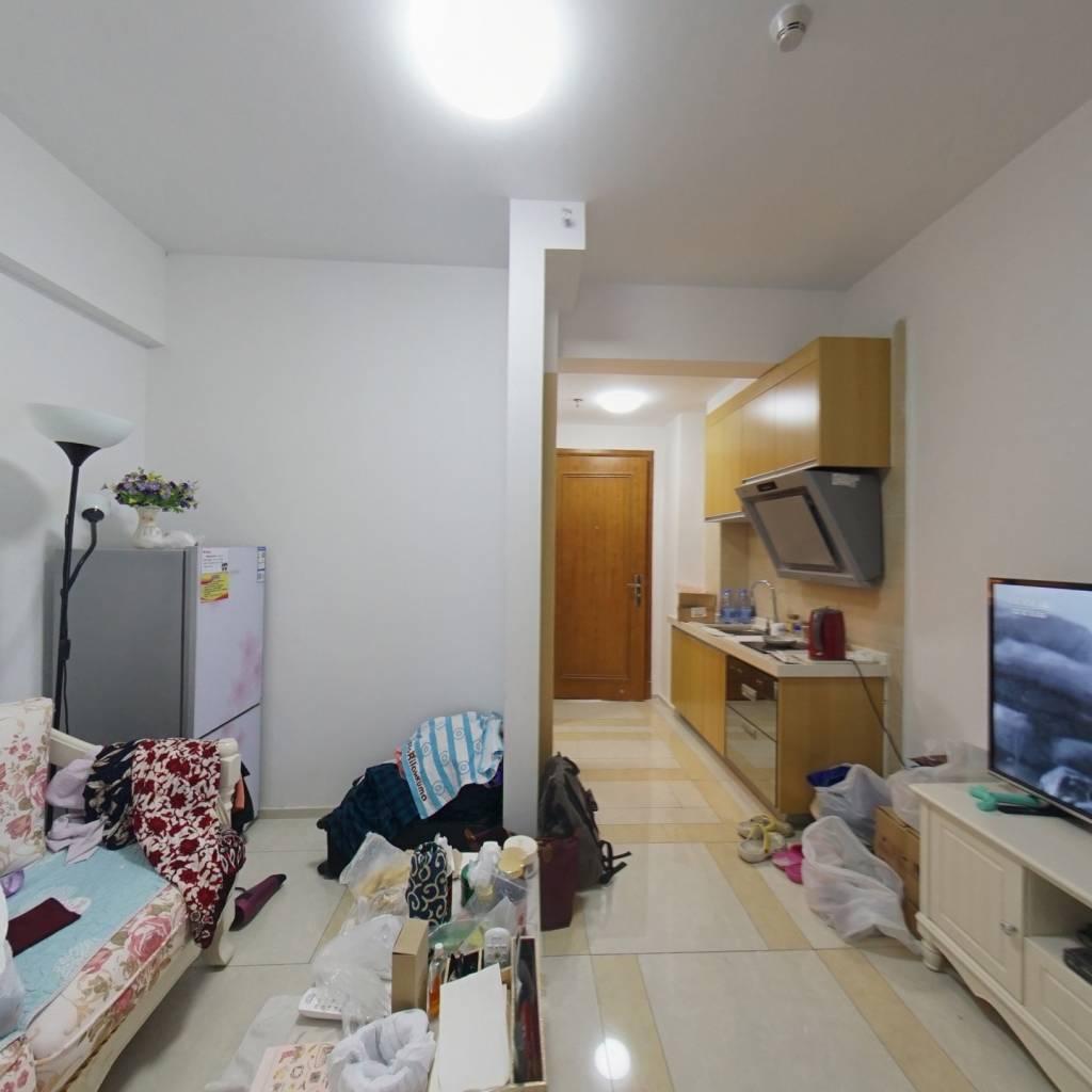 地铁口物业 远洋新干线 精装一房一厅 不占用购房资质