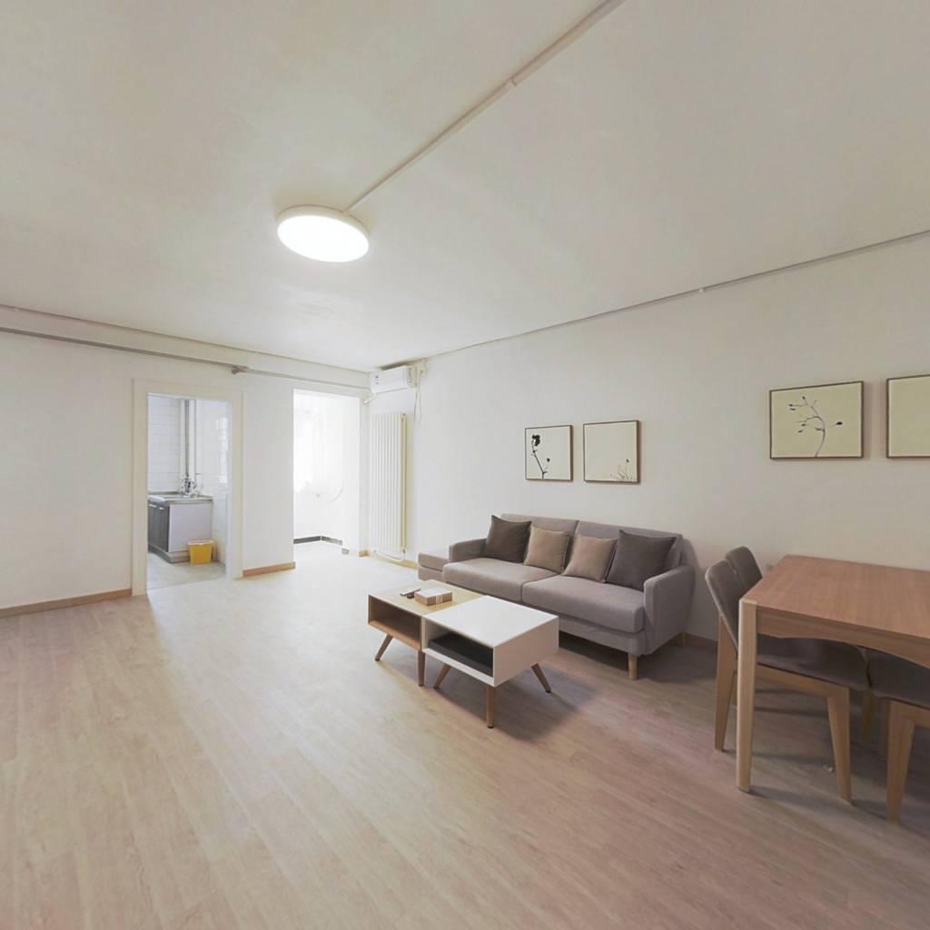 整租·万泉河62号院 2室1厅 东北卧室图