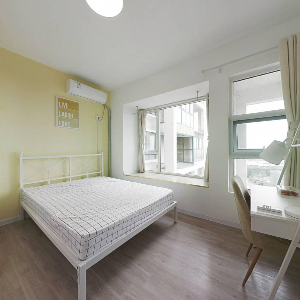 合租·蓝谷地天域 4室1厅 南卧室图