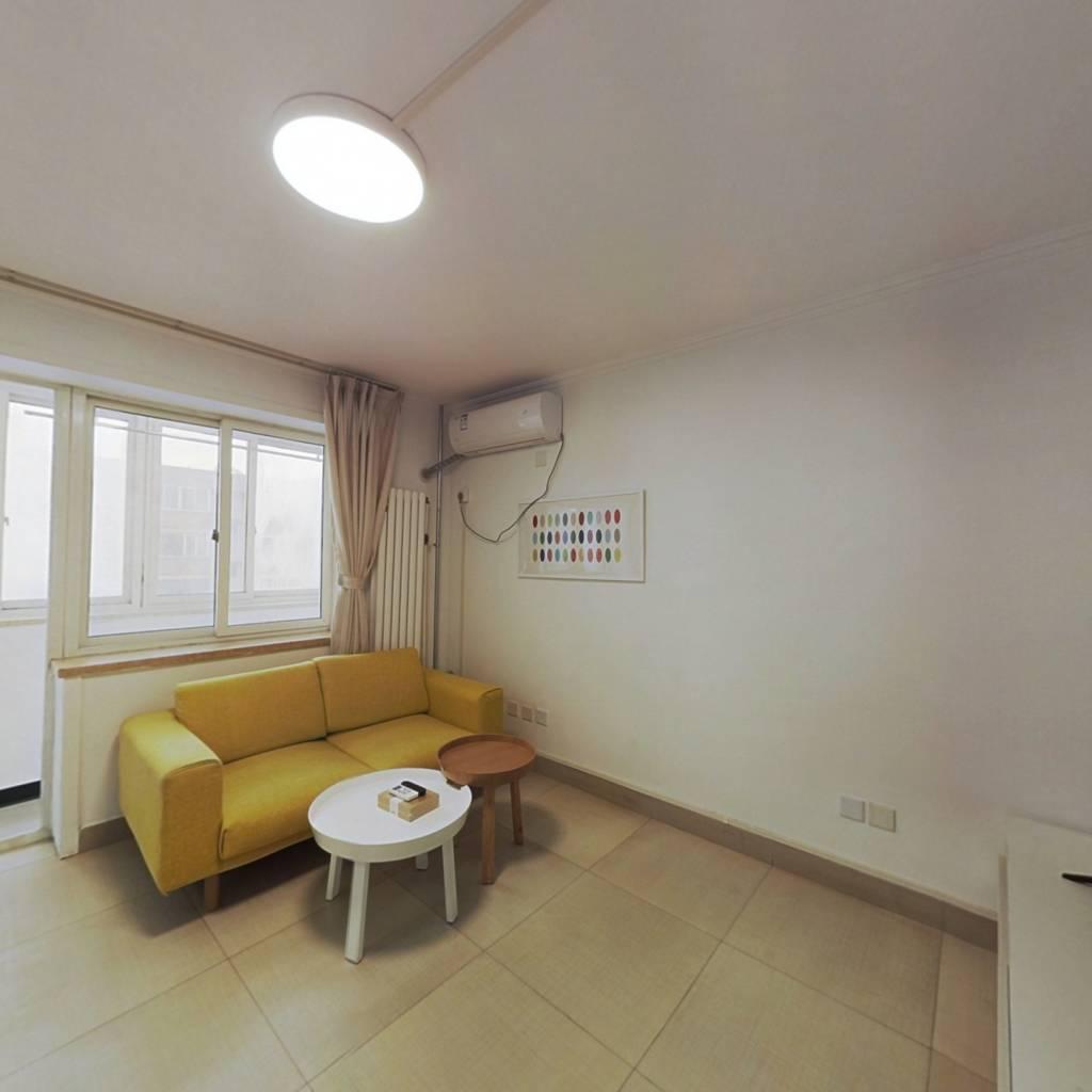 整租·秀水园 1室1厅 北卧室图