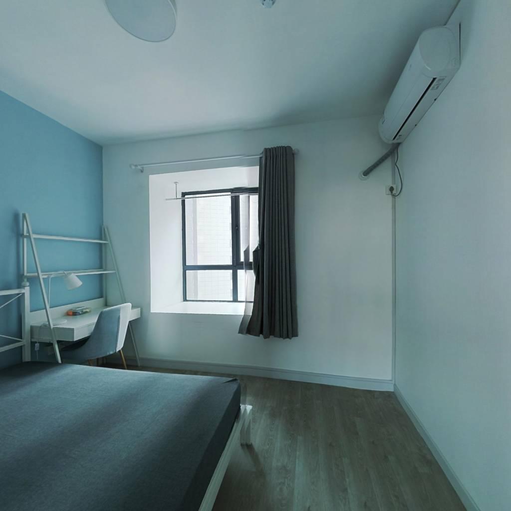 合租·姚家岭新城 4室1厅 南卧室图