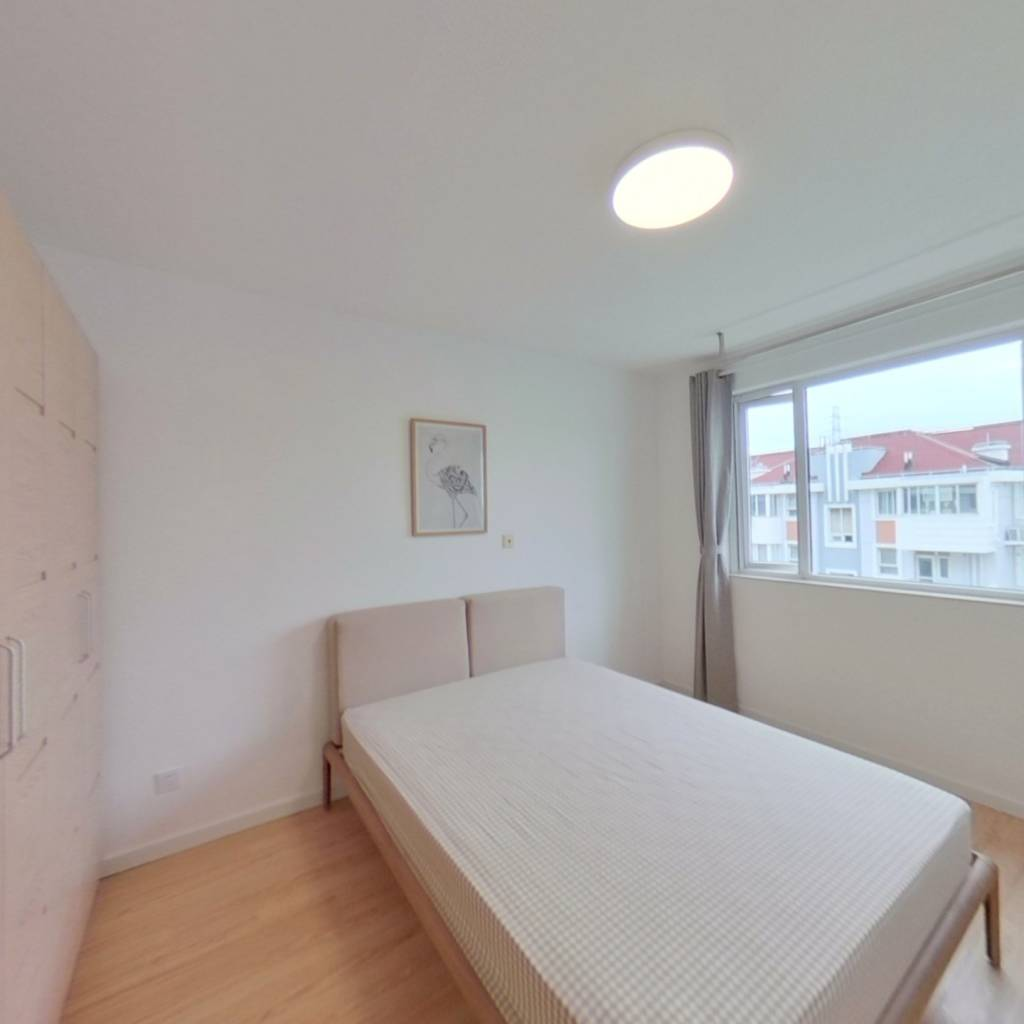 合租·锦博苑 6室2厅 南卧室图