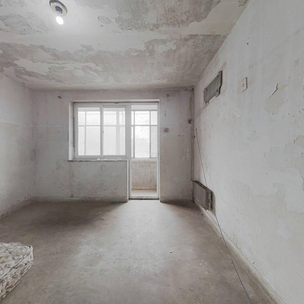 五道口低楼层三居室 南北通透 带大客厅 看房方便