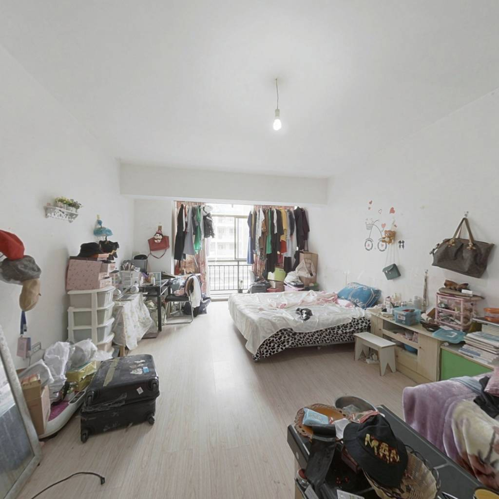 房东是诚心卖的金阳红街的房子46平