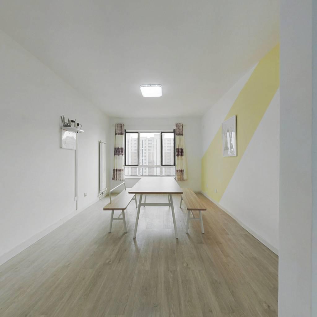 合租·保利紫荆香谷 3室1厅 北卧室图