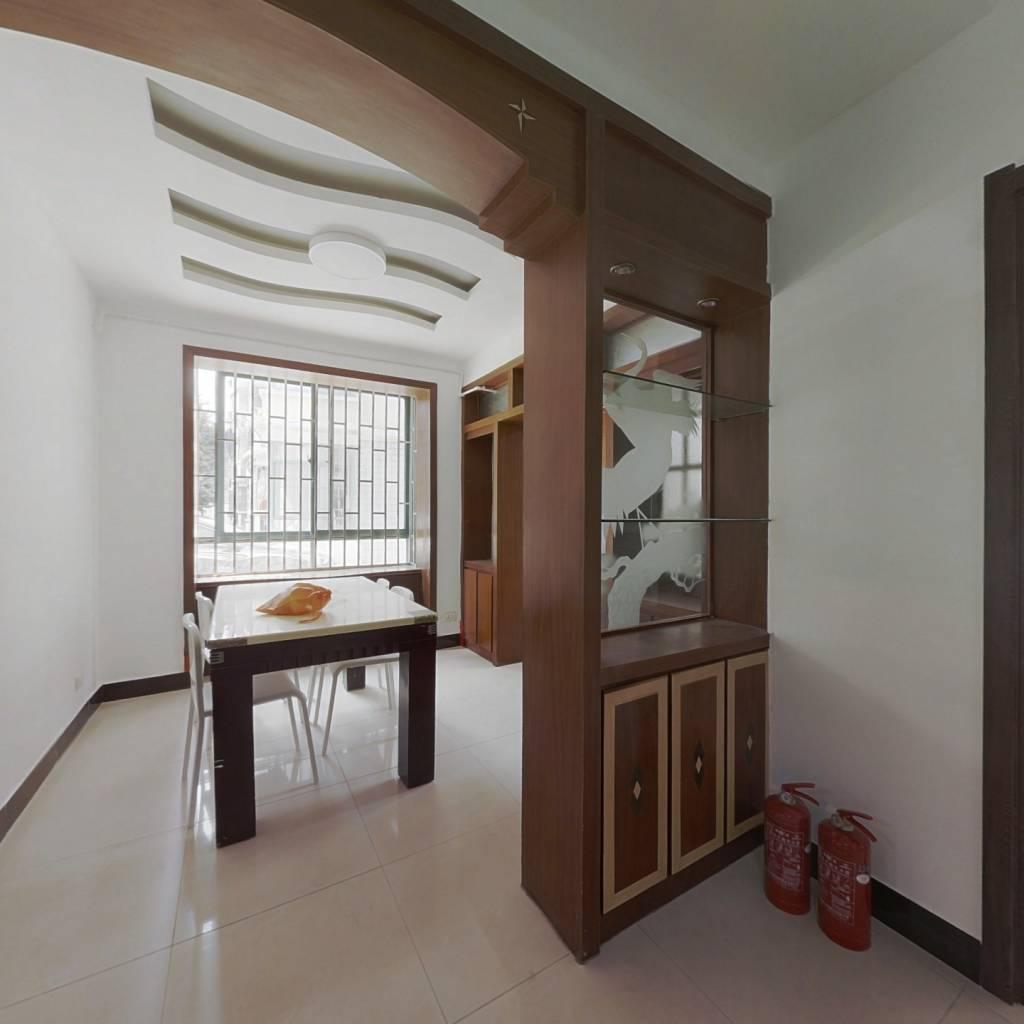 合租·文豪苑 4室1厅 南卧室图