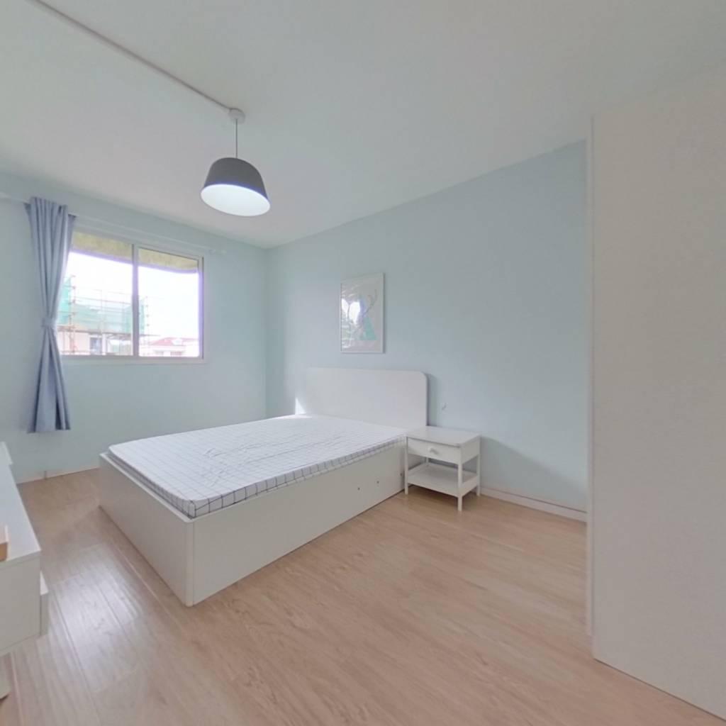 整租·桃浦七村雪松苑 2室1厅 南卧室图