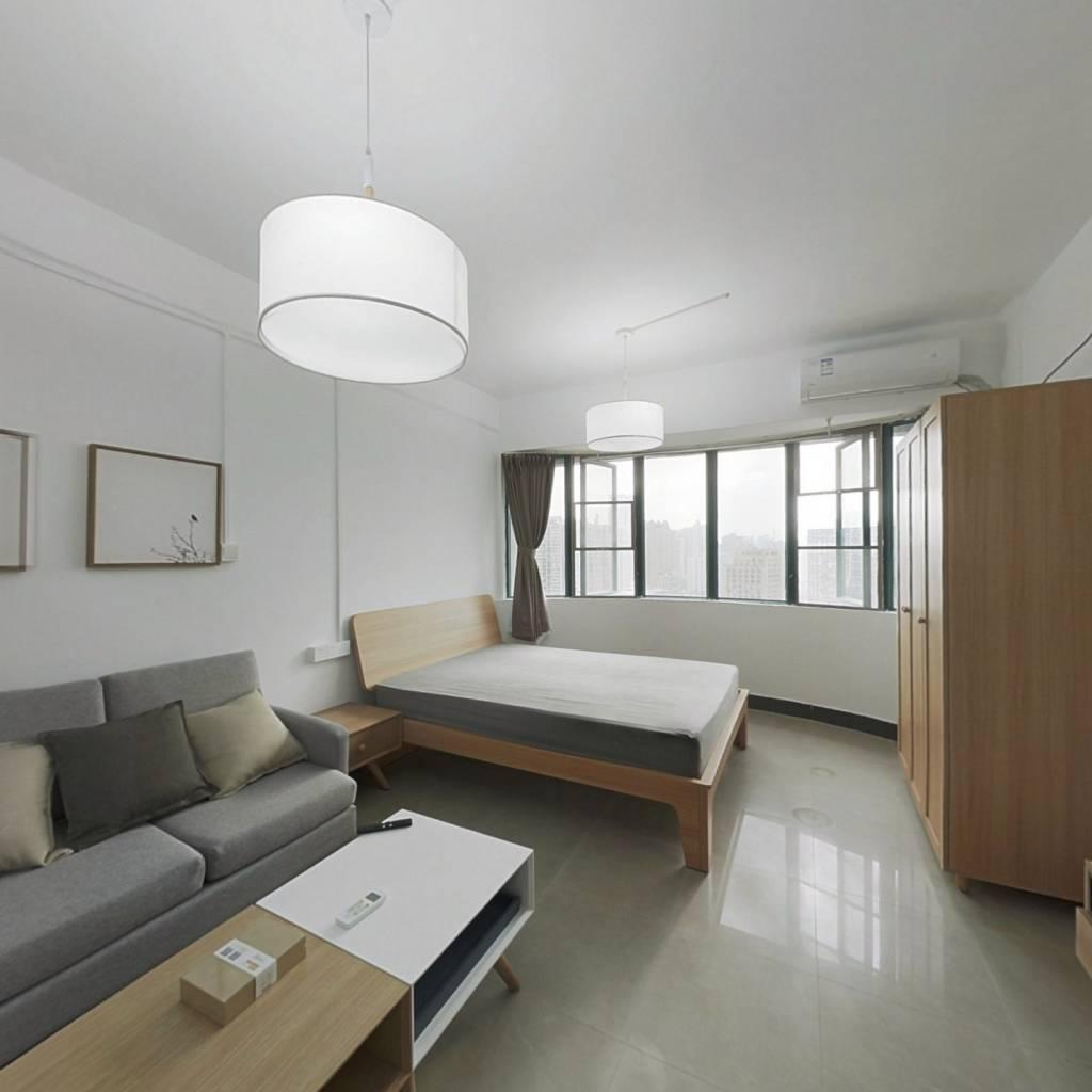 整租·新达城广场 1室1厅 南卧室图
