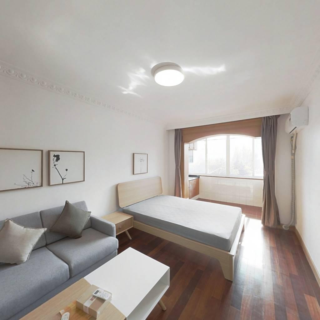整租·市光二村 2室1厅 南卧室图