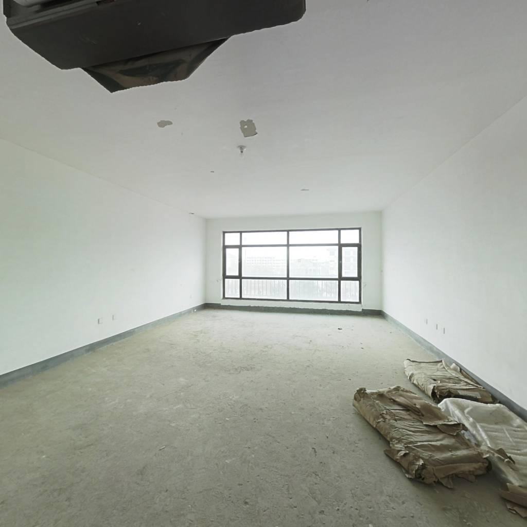 南山世纪星海湾,低层,毛坯房 南边客厅双南卧采光好