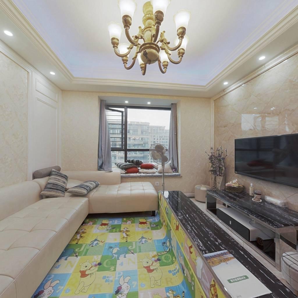 此房楼层较高,采光好,自住精装修,居住起来舒适。