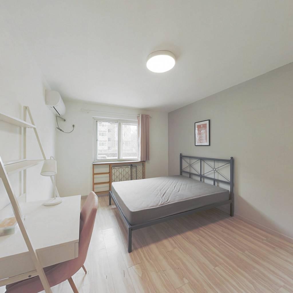 合租·横一条甲18号院 2室1厅 南卧室图