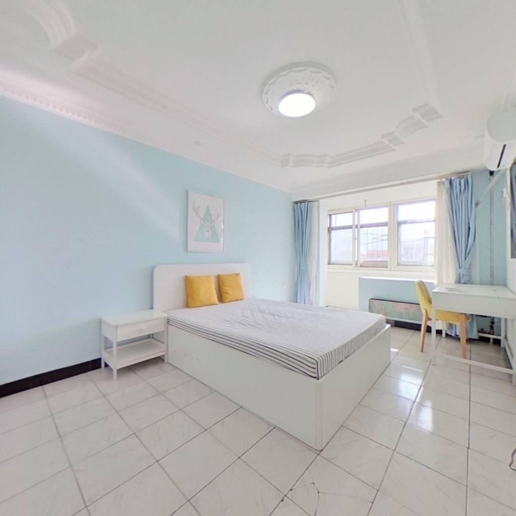 整租·前泥洼小区 1室1厅 南卧室图