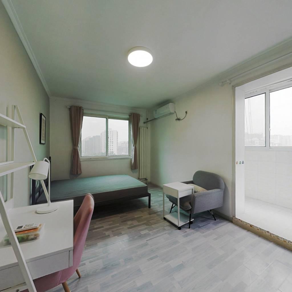 合租·双井北里 3室1厅 东南卧室图