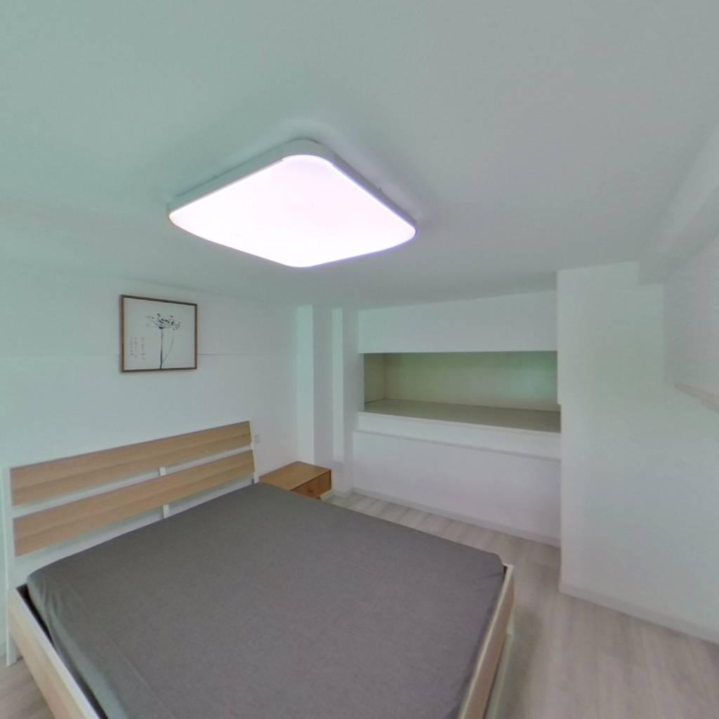 整租·绿地峰尚汇 1室1厅 西卧室图