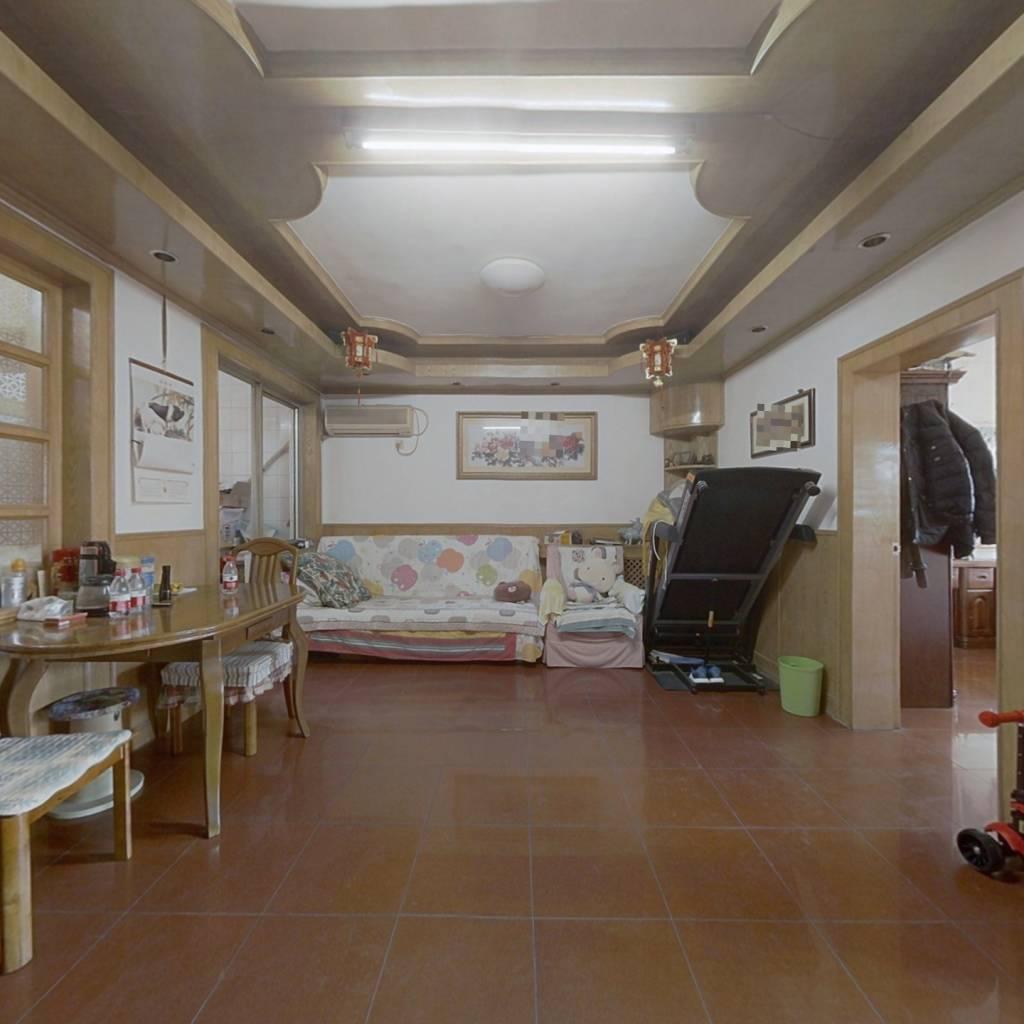 索家坟,首钢大院 东西通透大两居室