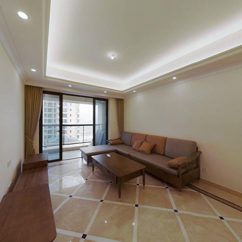 K2荔枝湾北区 3室2厅 南
