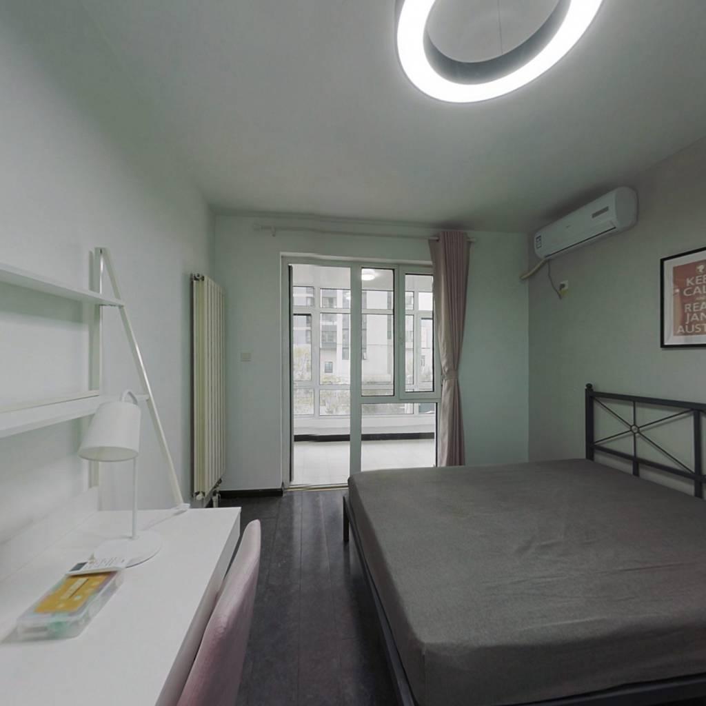 合租·尚东雅园 4室1厅 北卧室图