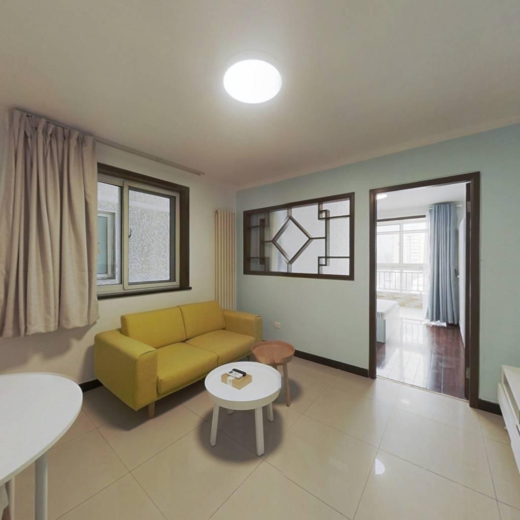 整租·百环家园 1室1厅 北卧室图