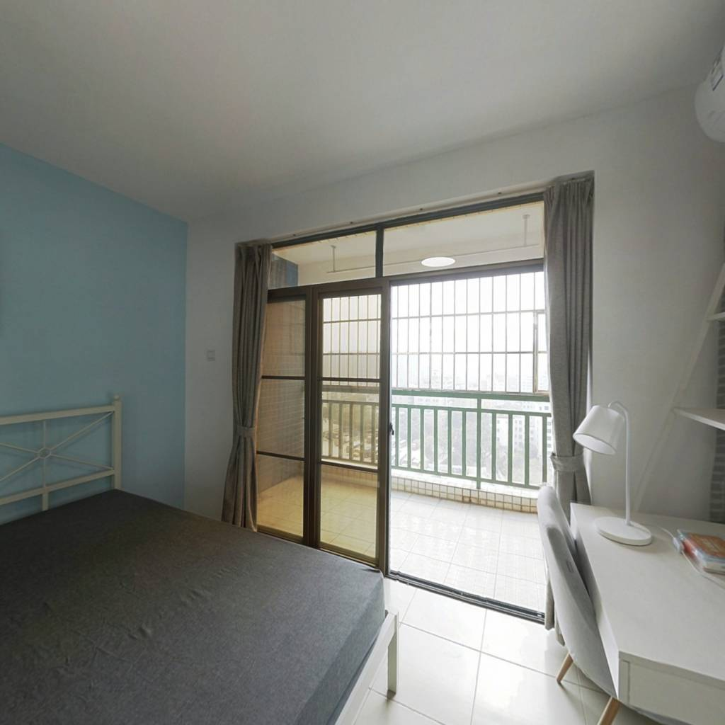 合租·金沙洲新社区一区 4室1厅 西卧室图
