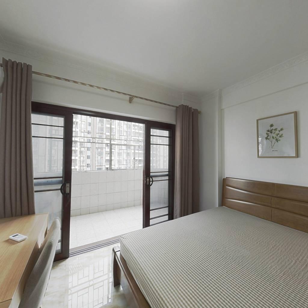 合租·侨源山庄 5室1厅 北卧室图