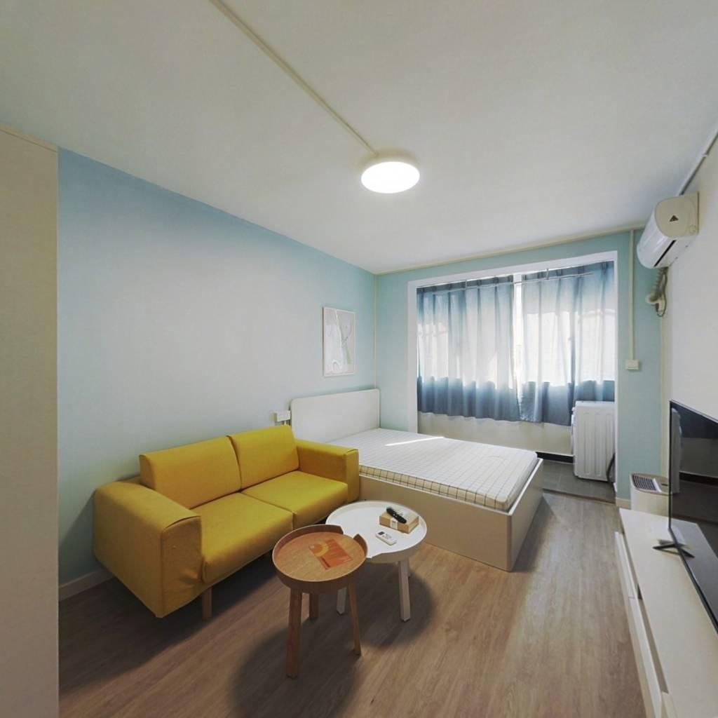 整租·鞍山四村第一小区 1室1厅 南卧室图