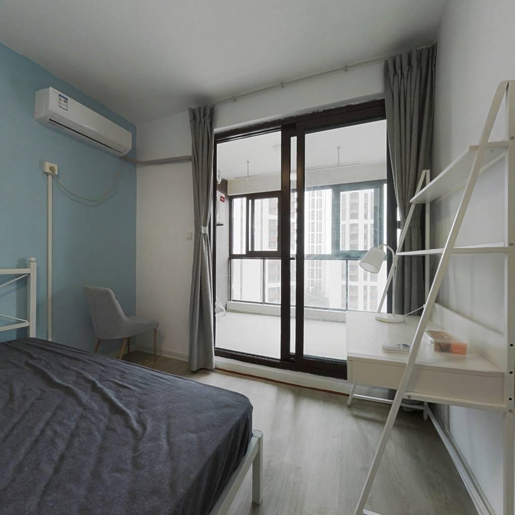 合租·杭州大悦城 5室1厅 南卧室图