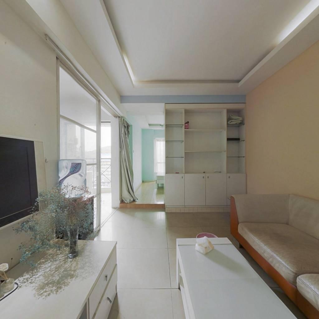 皇朝阁公寓 51平方单位,格局方正,带租约放卖,靓