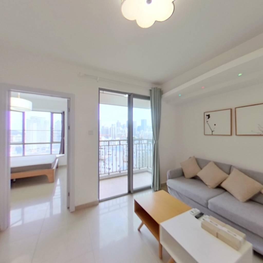 整租·TT国际公寓 2室1厅 东南卧室图