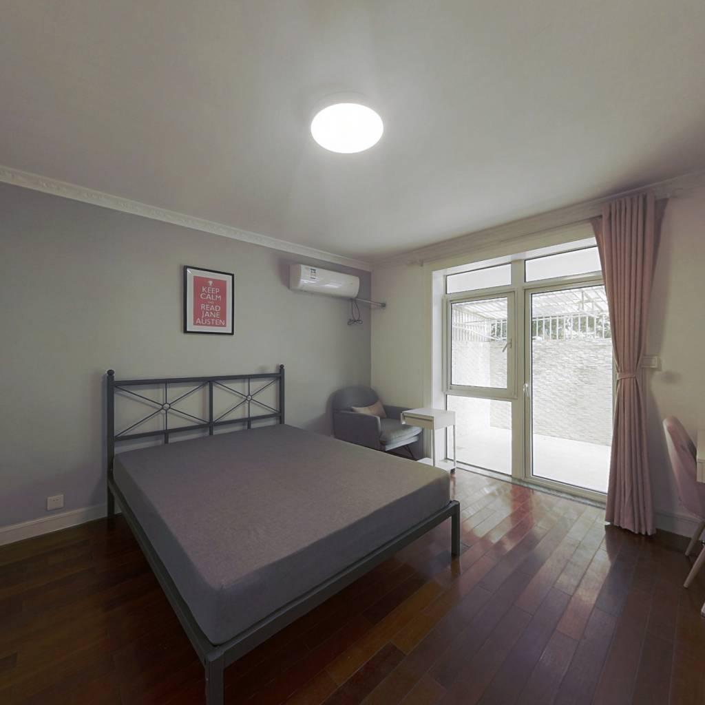 合租·薛家宅小区 3室1厅 南卧室图