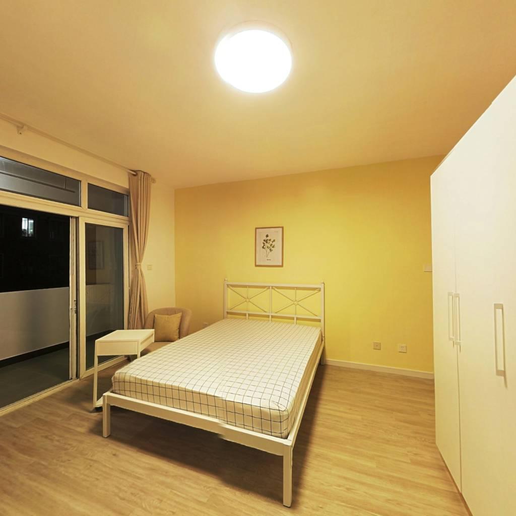 合租·罗南二村 3室1厅 南卧室图