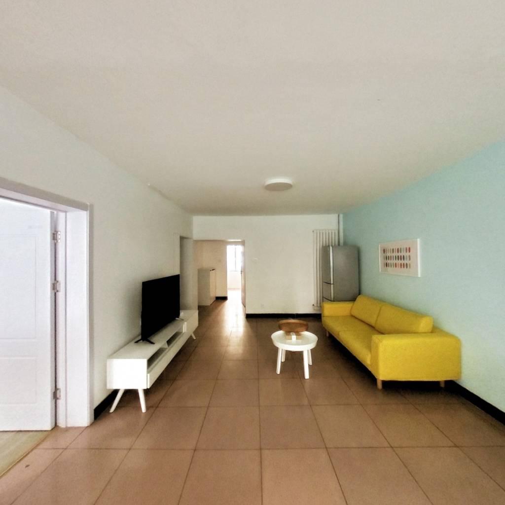整租·双兴东区 2室1厅 南卧室图