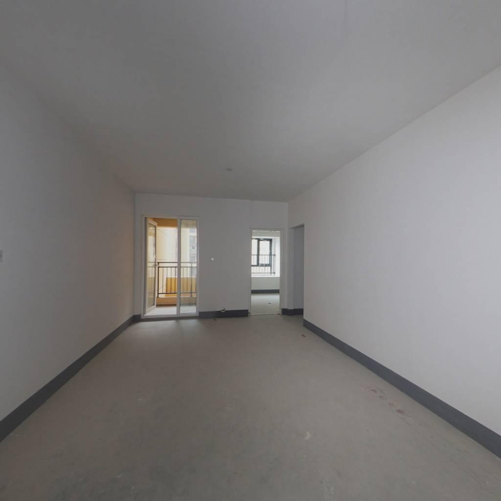 经典两居室,毛坯房,楼层好,采光好,无遮挡视野开阔