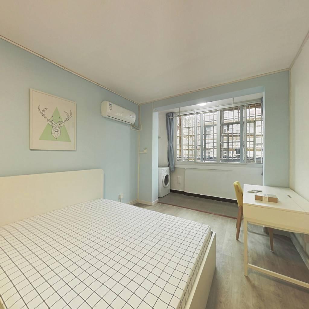 整租·岳阳路77弄 1室1厅 南卧室图