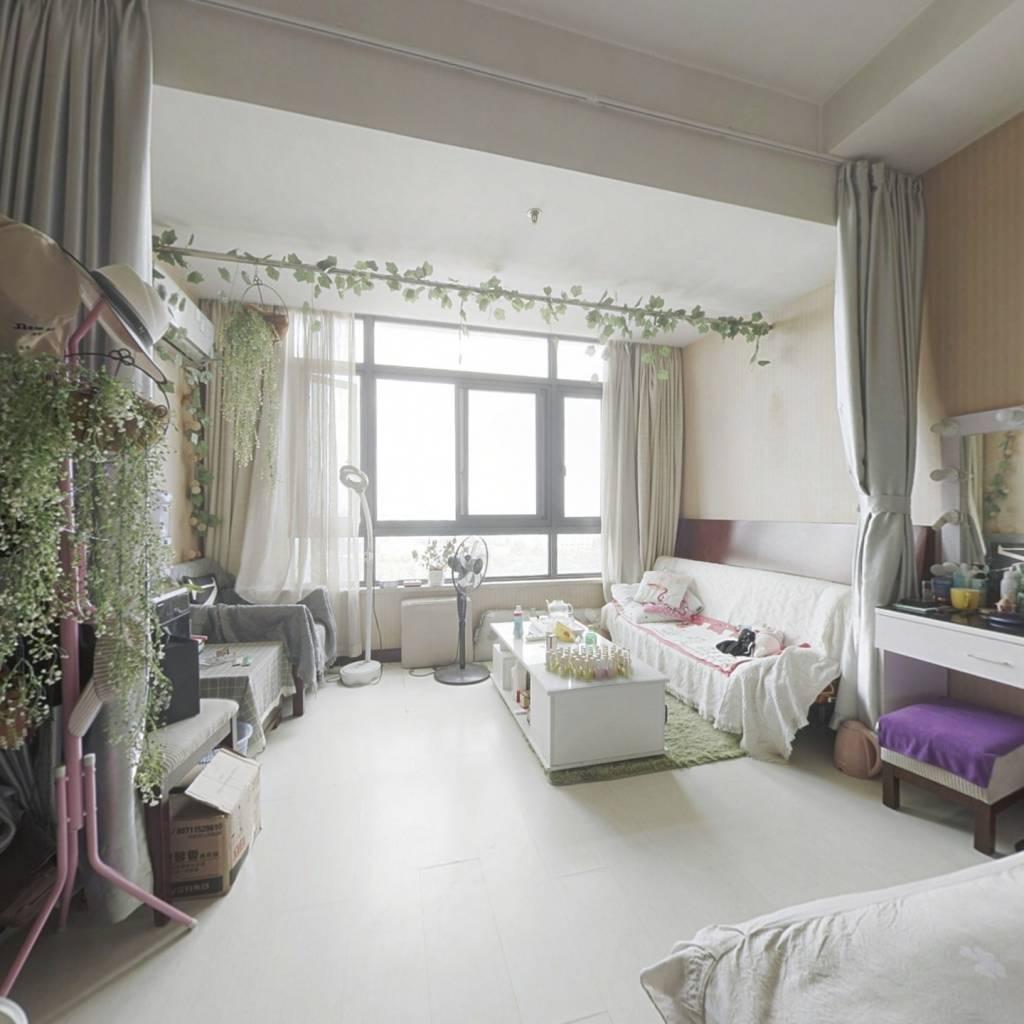 华都公寓 1室0厅 北