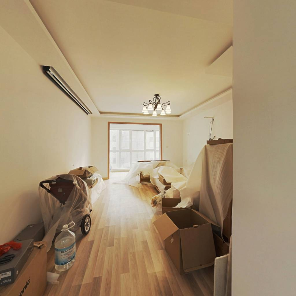 装修好直接入住 洋房好楼层 采光无遮挡