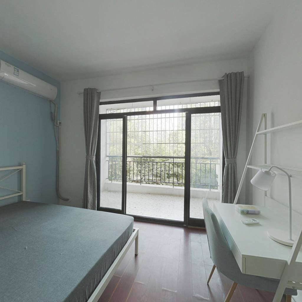 合租·保利心语三期 4室1厅 南卧室图