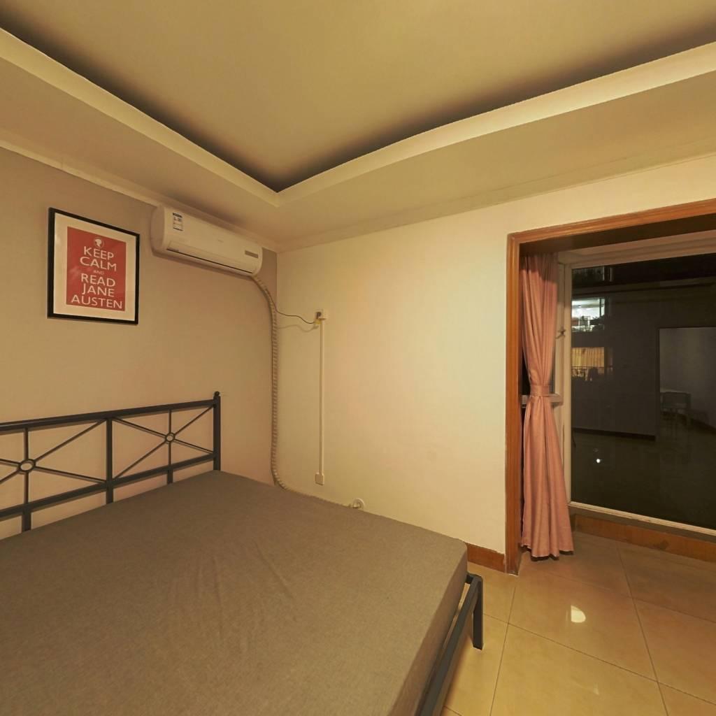 合租·世纪锦苑 4室1厅 北卧室图