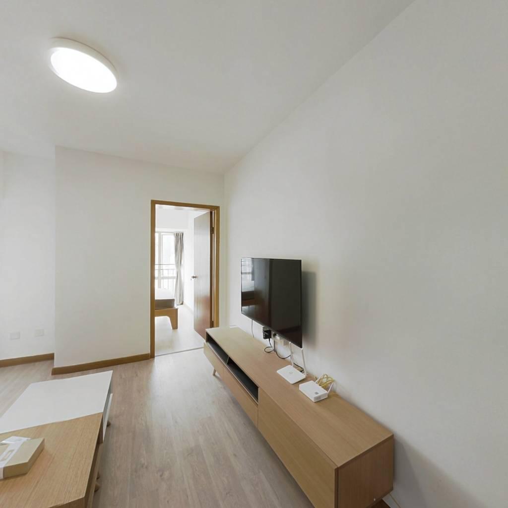 整租·阳光新干线家园 1室1厅 东南卧室图