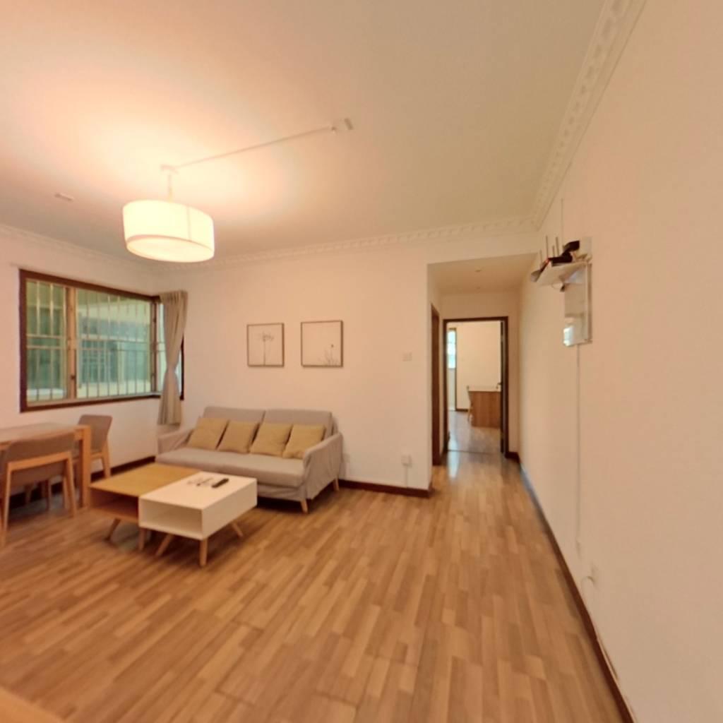 整租·麒麟花园A区 2室1厅 南卧室图